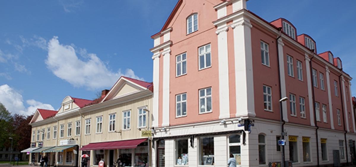 100 kvm vindsvåning i Alingsås