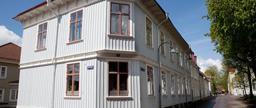Ernst Rosén säljer i Alingsås och Gråbo