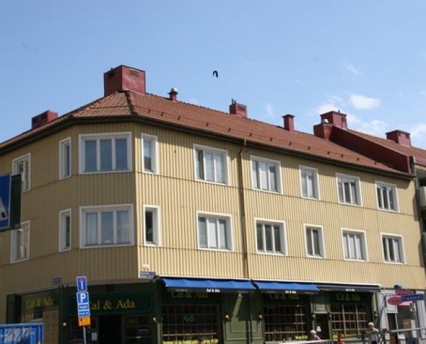 Danska vägen 79, Torkelsgatan 1