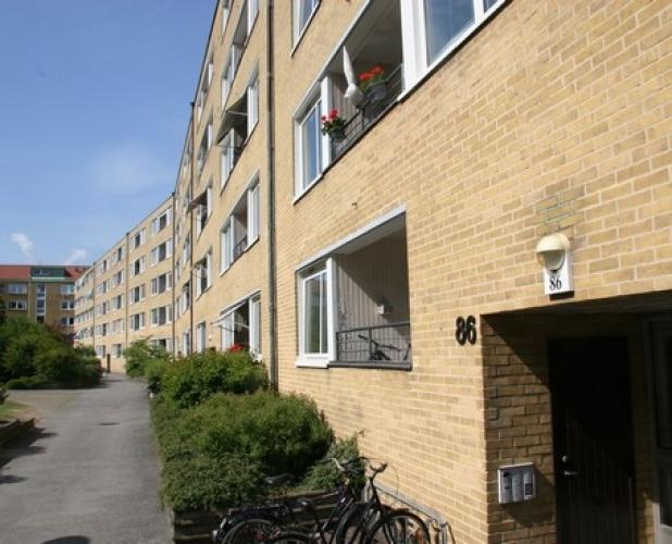Danska Vägen 86-96