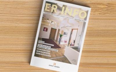 Nytt nummer av ER INFO