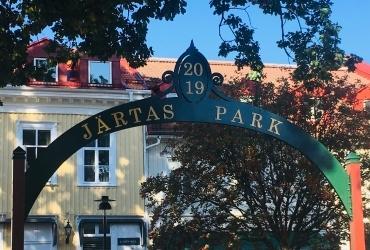 Järtas Park i Alingsås