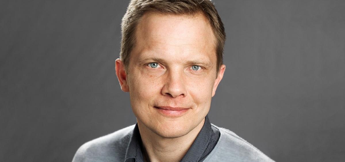 Johan Eriksson – ny VD för Ernst Rosén