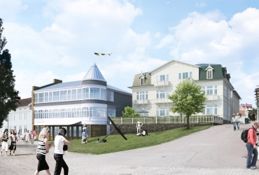 Nu tar vi projektet Marstrand till nästa nivå