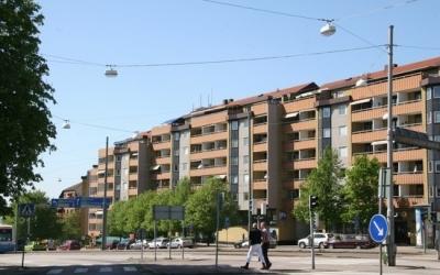 Strömavbrott Redbergsv/Hökegatan