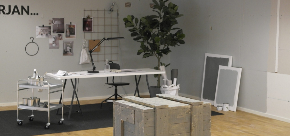 Hyr kontor hos Ernst Rosén