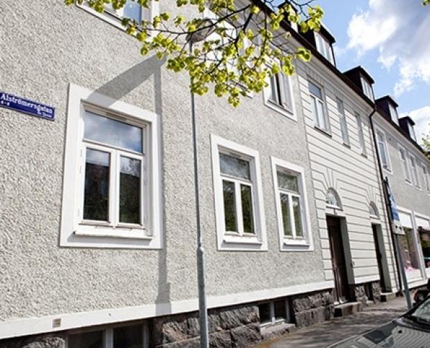 Ahlströmersgatan 6A-B