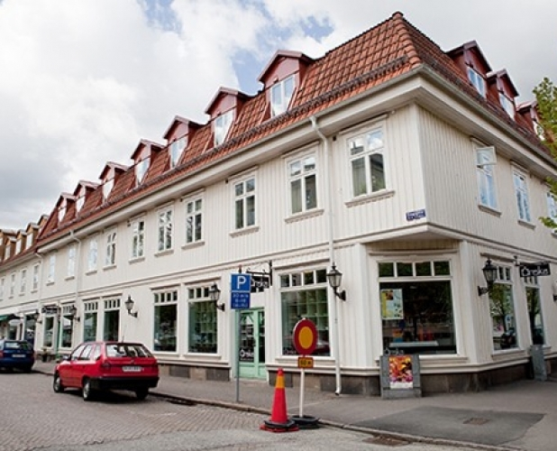 Östra Ringgatan 6, Drottningatan 41
