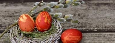 Glad påsk önskar Ernst Rosén