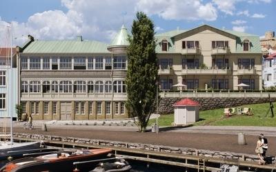 22 lägenheter på Marstrand