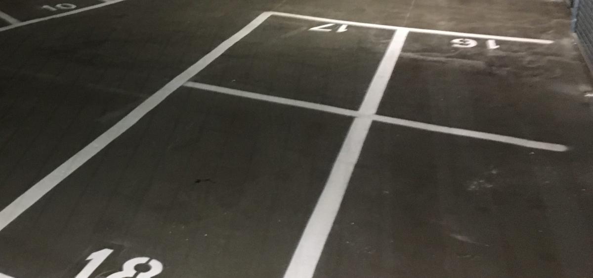 Ledig garageplats i Vasastan